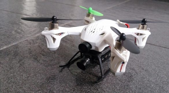 Hubsan H107D Photo Gallery