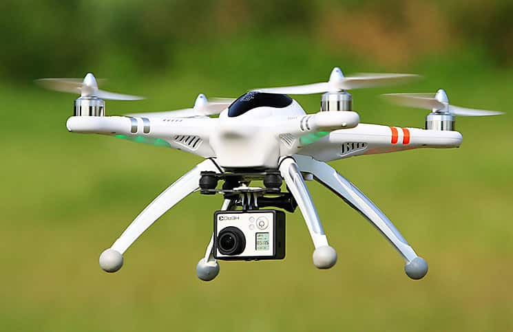 Quadcopter Walkera QR X350