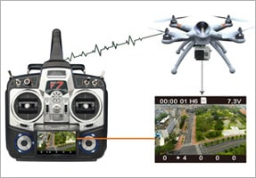 Walkera QR X350 Pro FPV Version