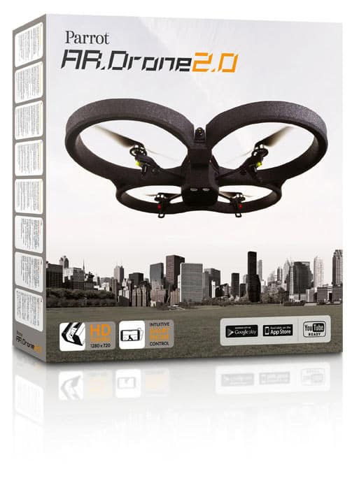 Parrot AR.Drone 2.0 Review