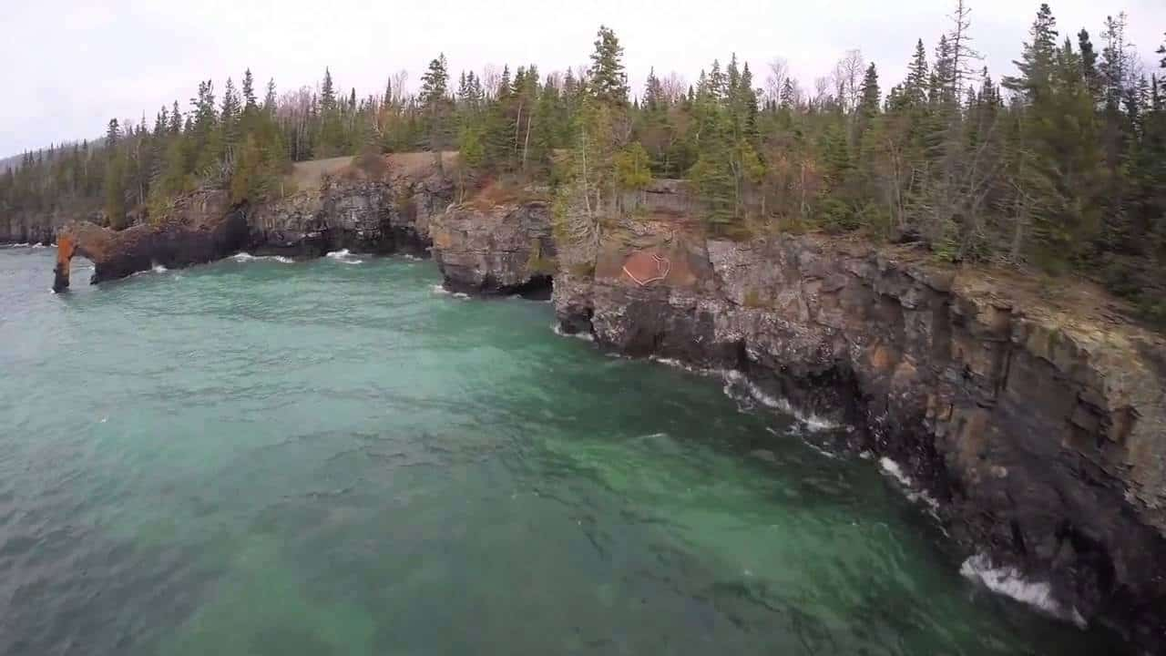 UAV Drone Ontario Landscapes