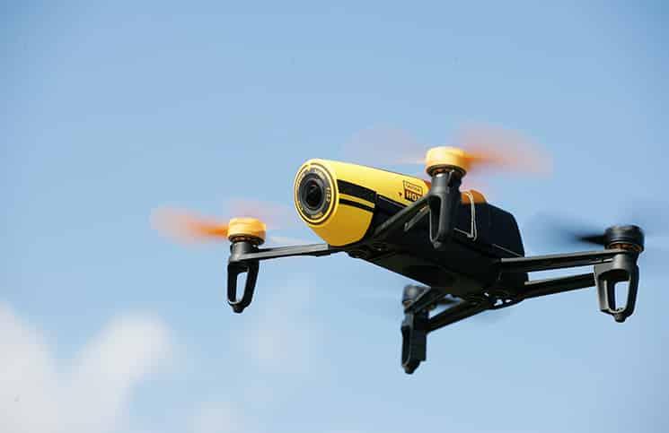 Bebop Parrot Drone