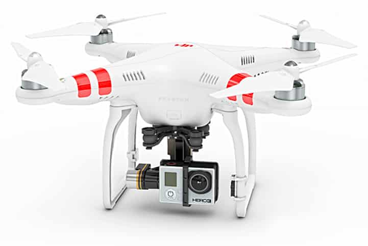 Best Camera Drone in UK - DJI Phantom