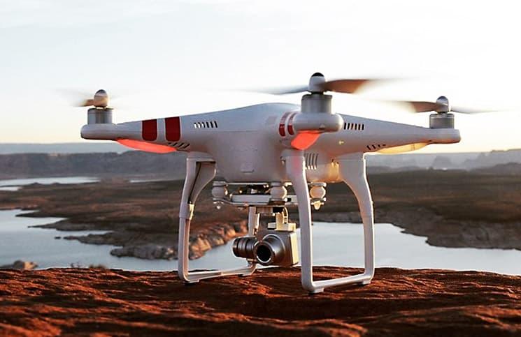 DJI Phantom 1 Quadcopter
