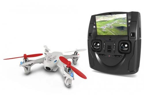best starter drone : Hubsan H107D