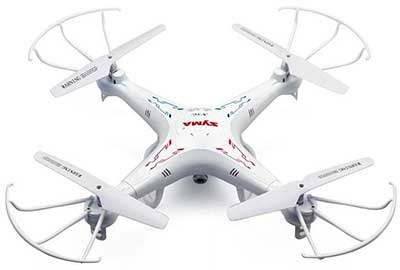 best quadcopter for beginners : Syma X5C