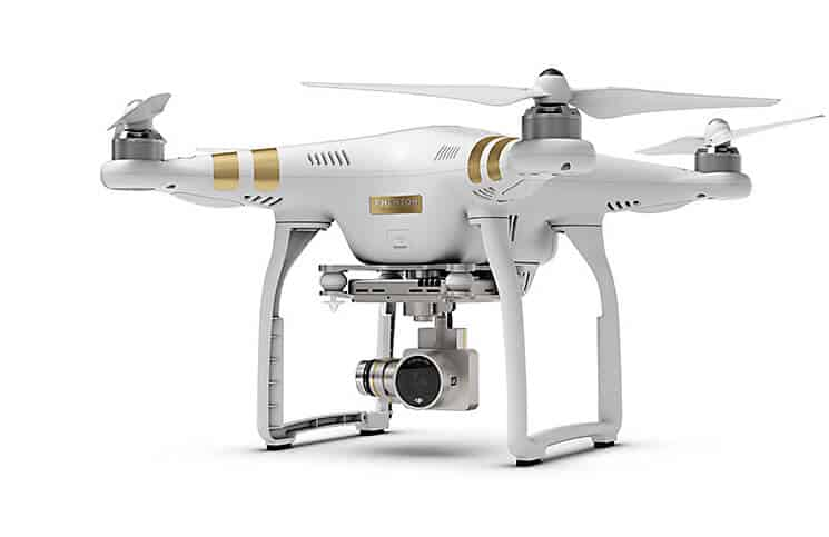 Quadcopter DJI Phantom 3