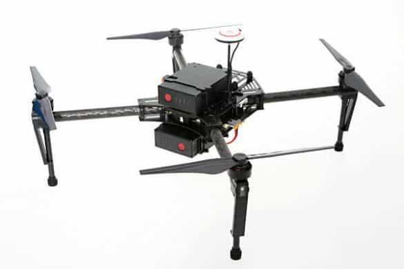 DJI's Experimental Drone