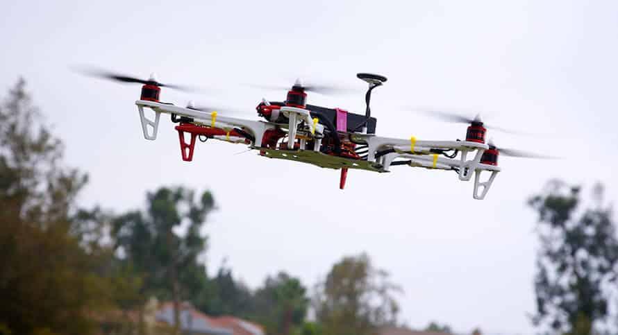 Shoot Down a Drone