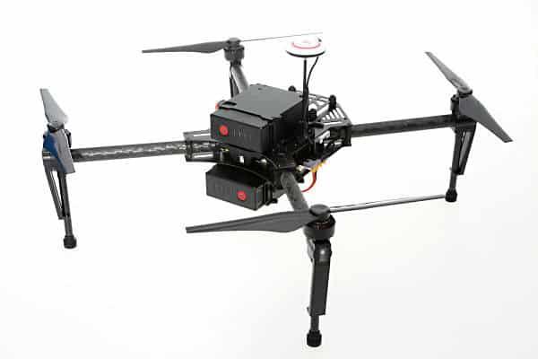 DJIs Experimental Drone
