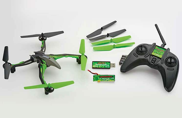 best drone for beginners : Dromida Ominus