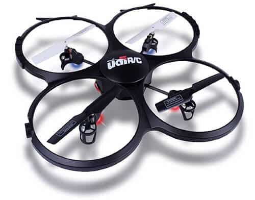 Drones for beginners: UDI U818A