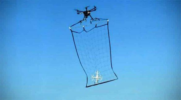Law enforcement drone