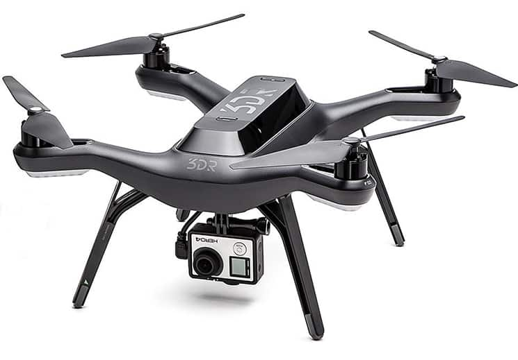 Drones for GoPro Cameras - 3DR Solo