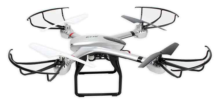 Drones for GoPro Cameras - Ionic Stratus Quadcopter