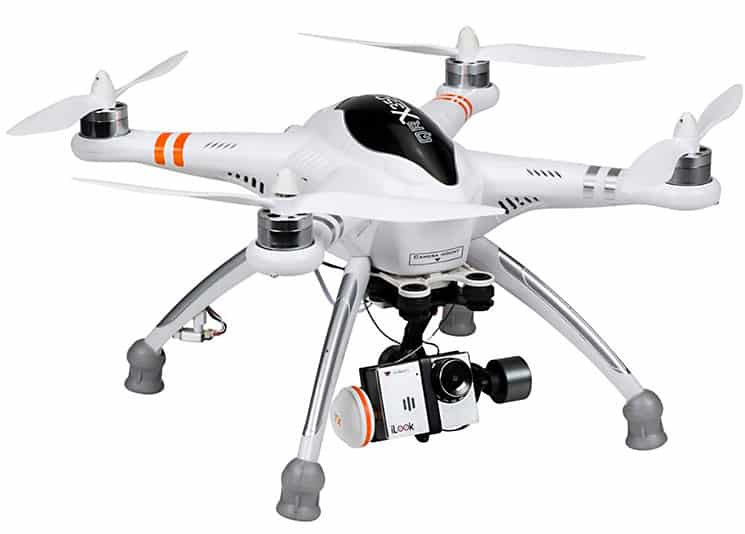 Drones for GoPro Cameras - Walkera QR X350 Pro