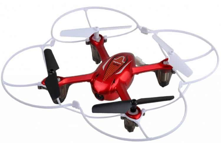 Small Quadcopter with Camera