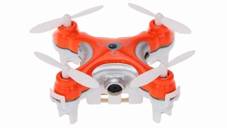 Micro Quadcopter with Camera
