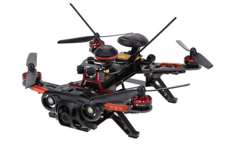 Quadcopters with GPS