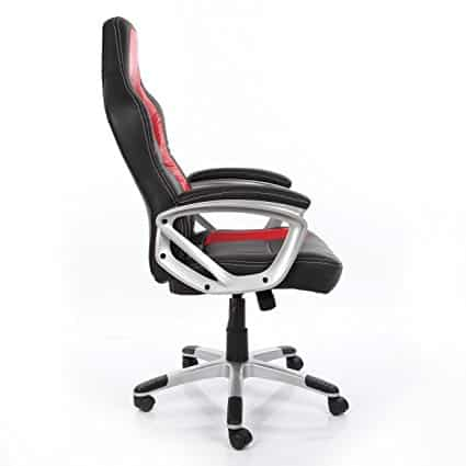 VECELO Computer Office : Pu Task Chair 360 Degree Swivel