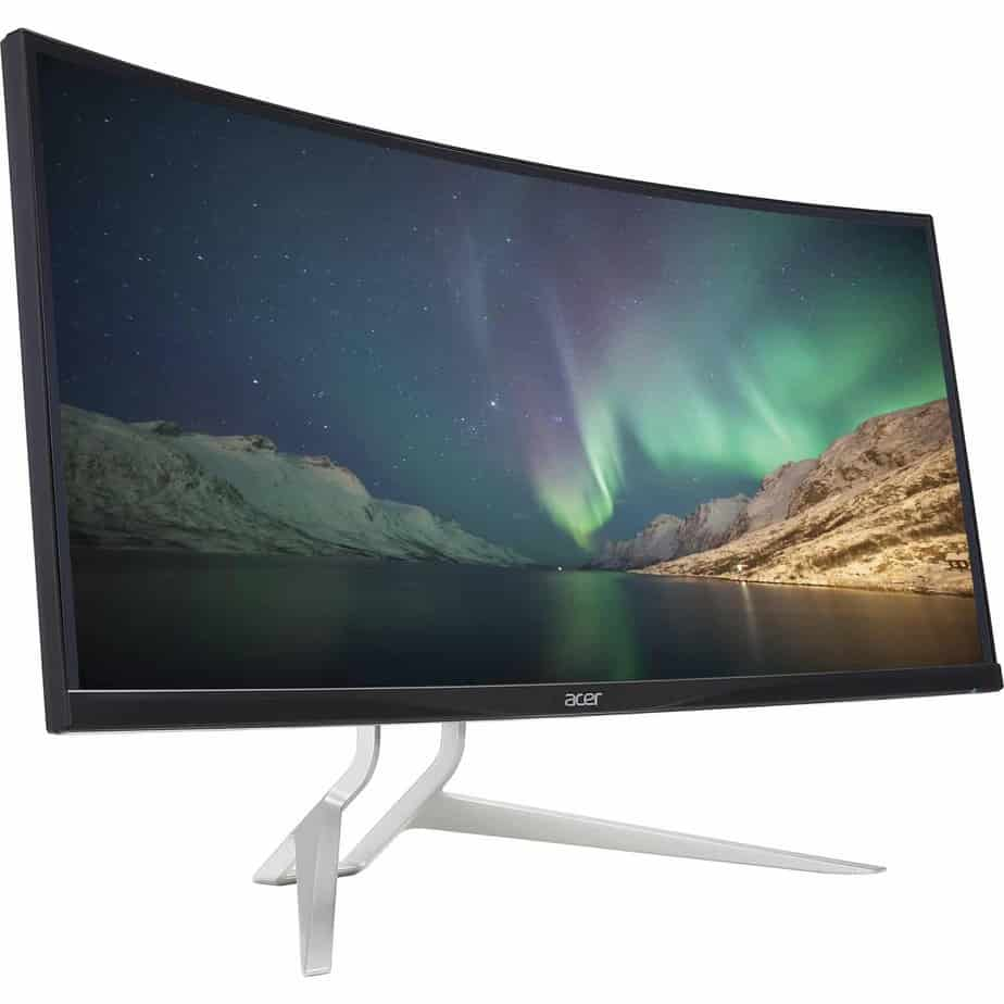 Acer XR382CQK 37.5-Inch Ultra-Wide QHD FreeSync Monitor