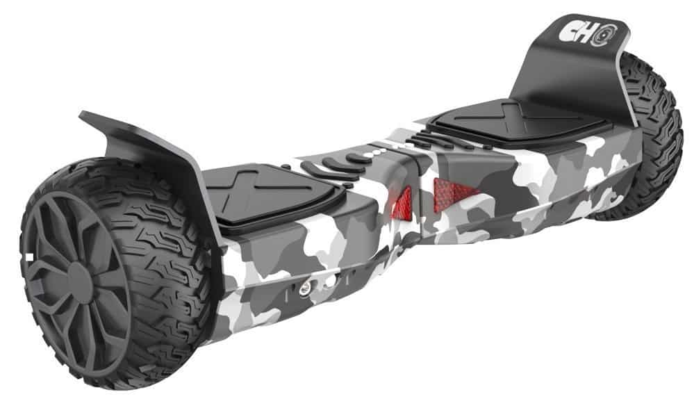 CHO All Terrain Rugged Hoverboard Off-Road Electric Scooter