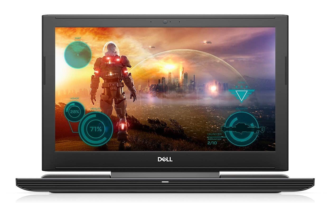 Dell i7577-5241BLK-PUS Inspiron Gaming Laptop