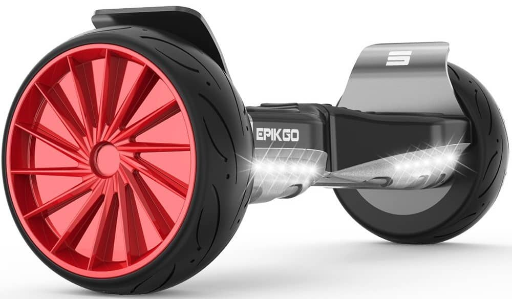 Epikgo Sports Plus Self Balancing Hoverboard Smart Boards