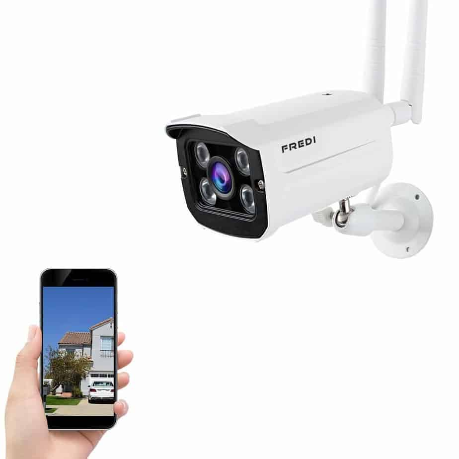 FREDI Wireless Security Camera