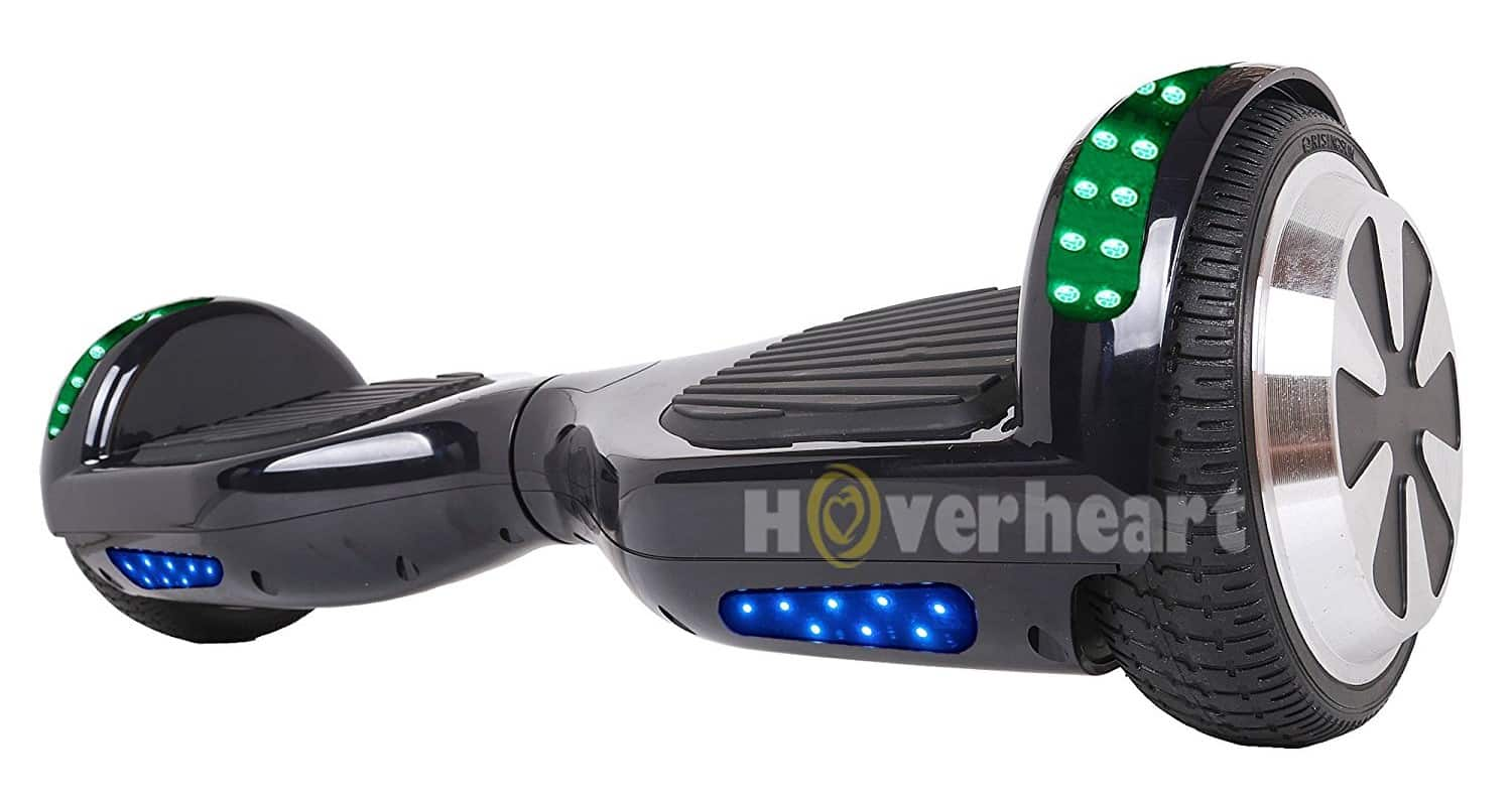 Hoverheart Self Balancing Hoverboard Electric Scooter