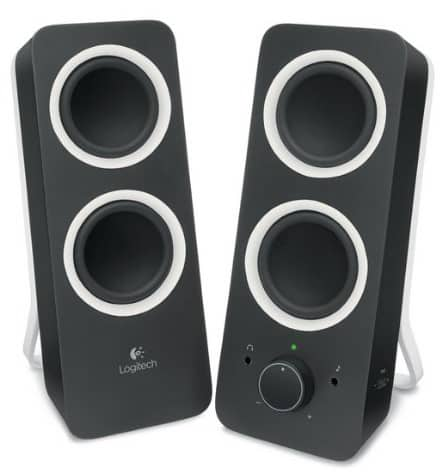 Logitech Z200 with Stereo Sound for Multiple Devices