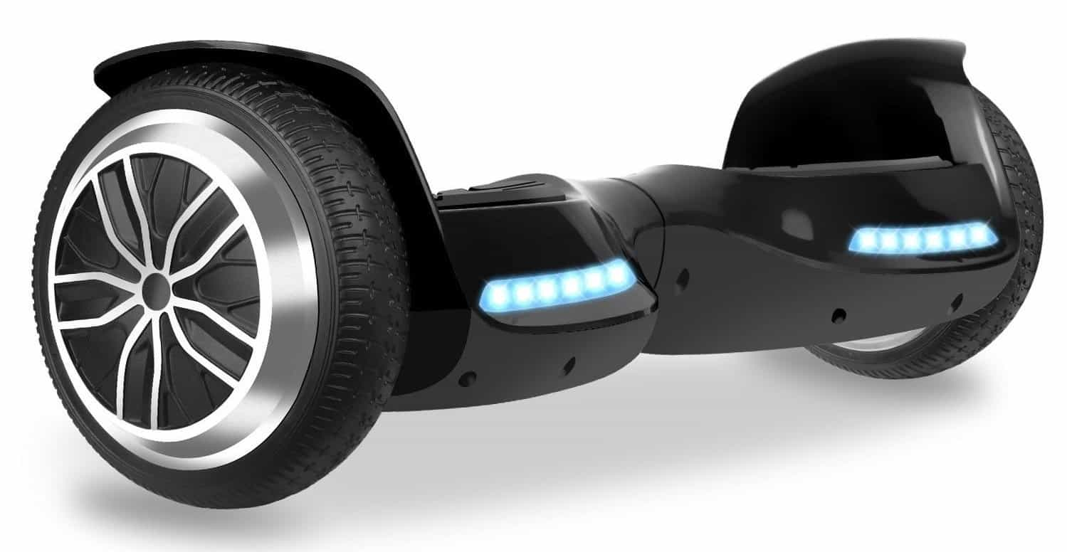 OTTO Hoverboard Two-wheel Self-Balancing Scooter
