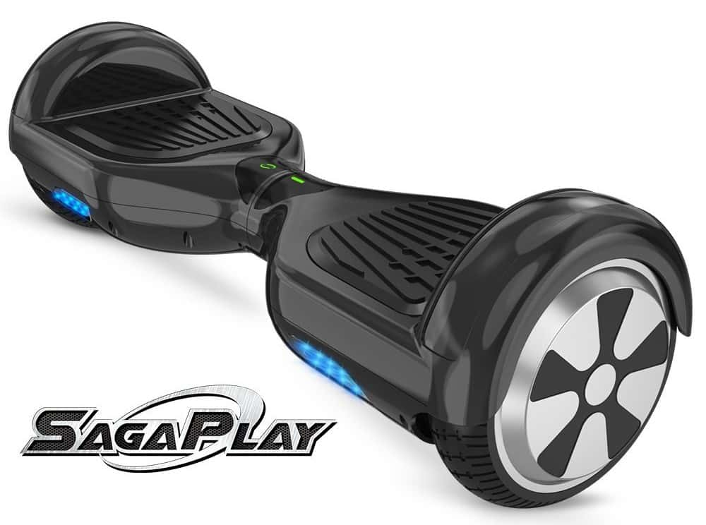 Saga Play F1 Self Balancing Motorized Hoverboard