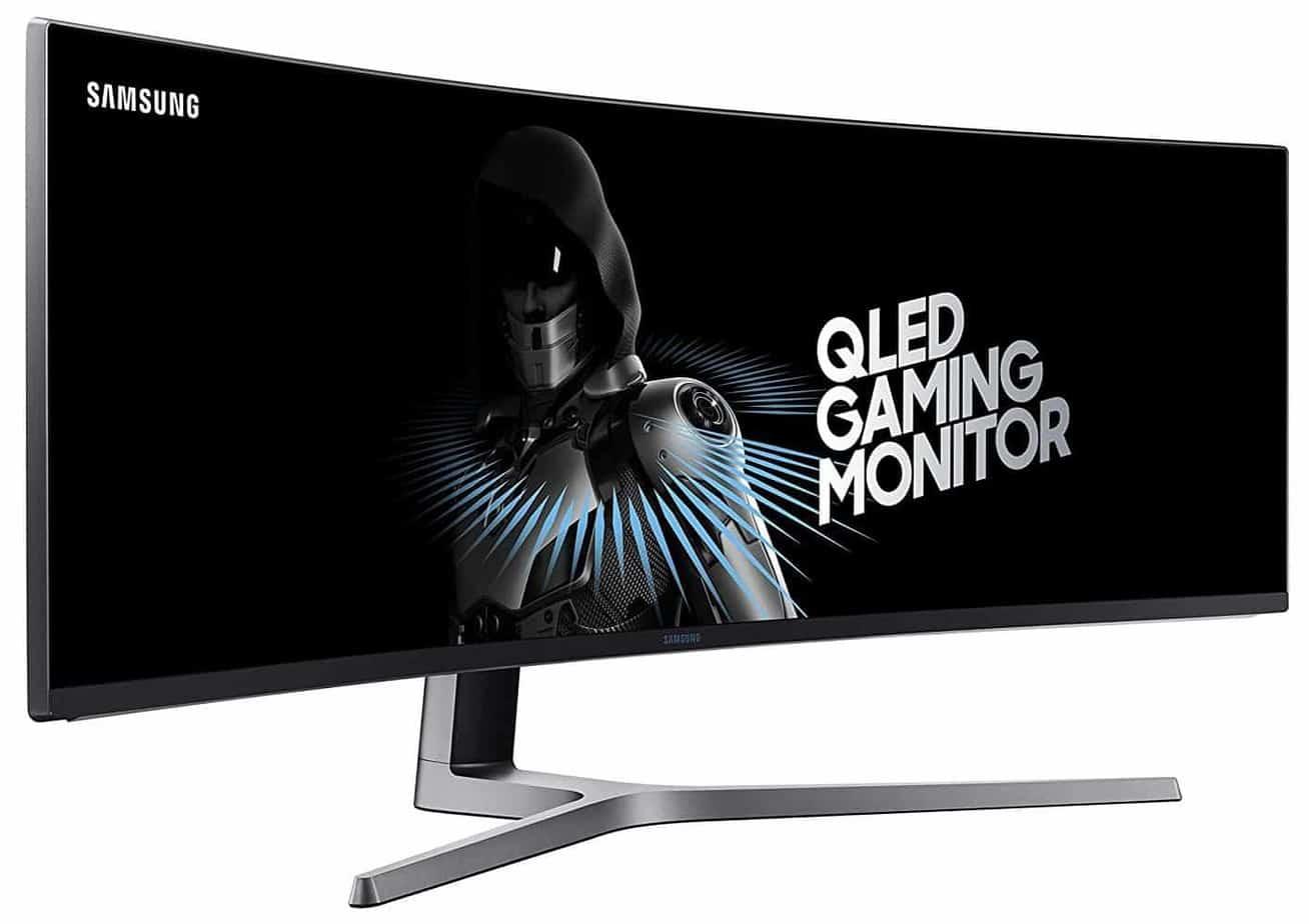 Samsung LC49HG90DMNXZA CHG90 Curved 49-Inch Gaming Monitor