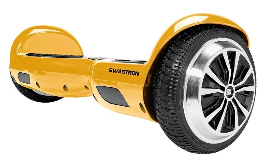 Swagtron T1 Hoverboard - Electric Self-Balancing Scooter