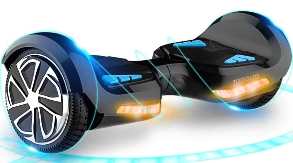 TOMOLOO Hoverboard Two-wheel Self-balancing Scooter