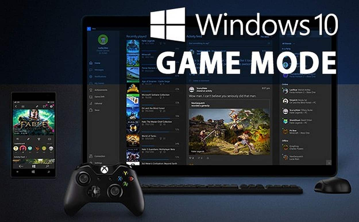 How to Activate Game Mode on Windows 10