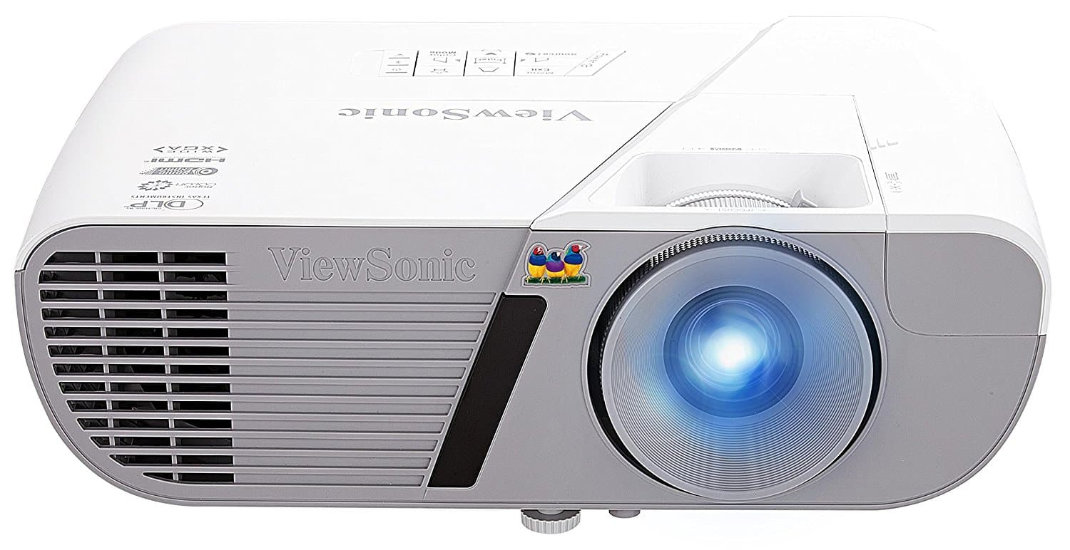 ViewSonic PJD7828HDL Theatre Projector