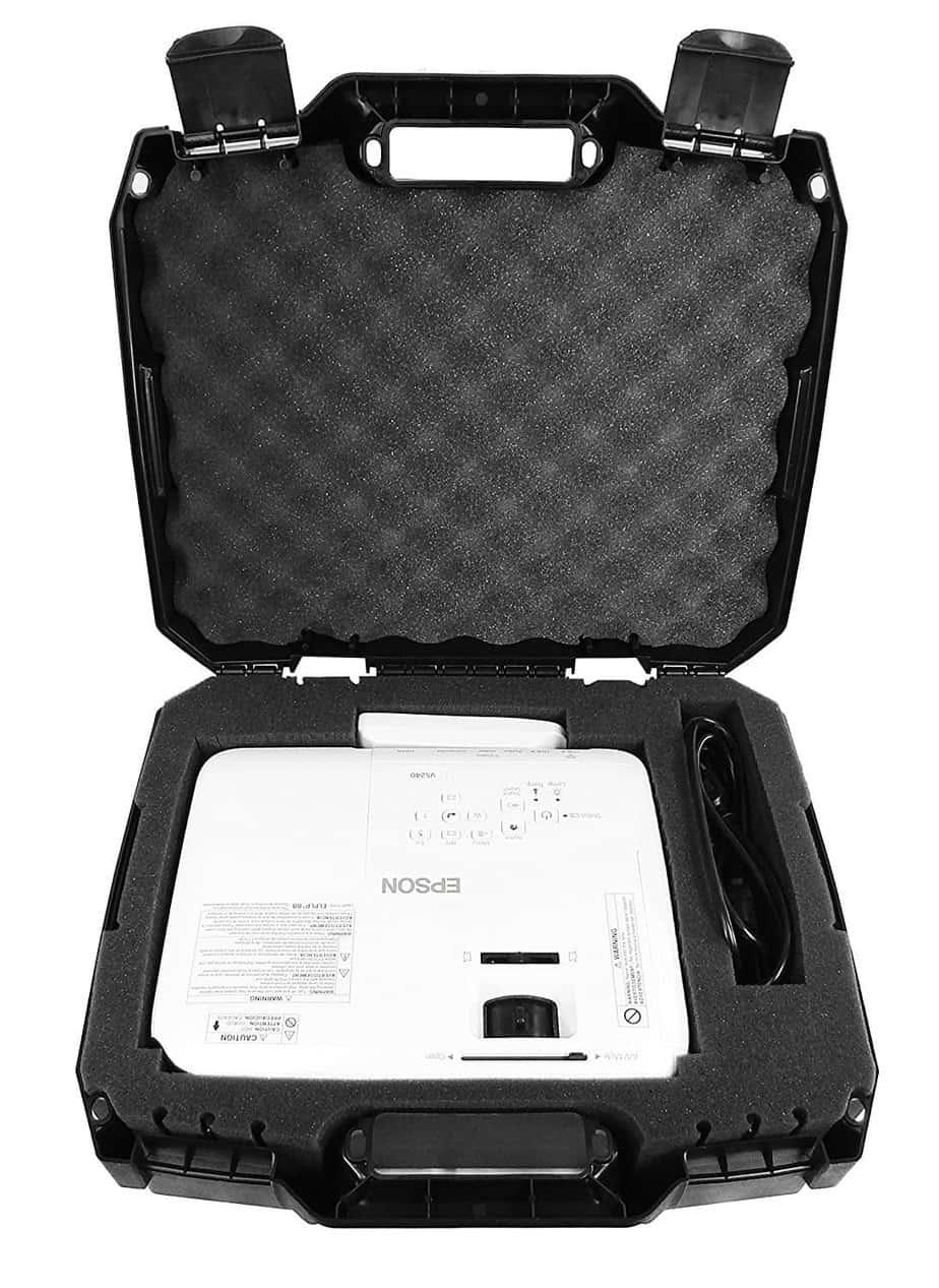 WORKFORCE Safe n Secure Video Projector Hard Case