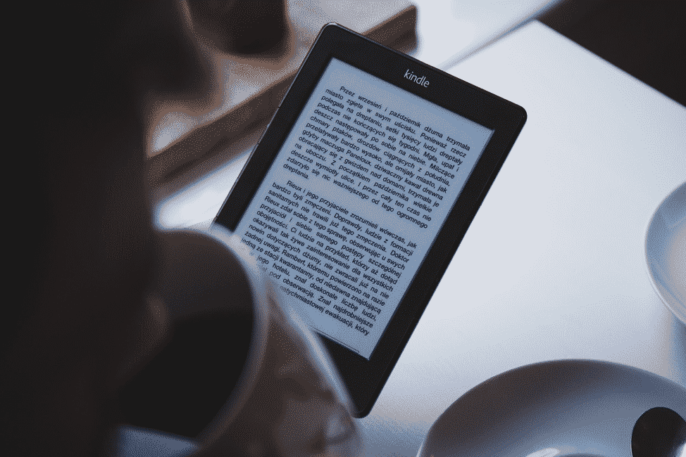 An Amazon EReader COnsumer