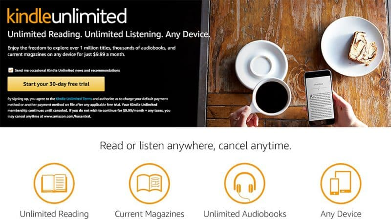 Kindle Unlimited Vs Prime Reading: Which One To Pick