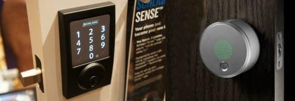August Smart Lock Pro And Schlage Sense Smart