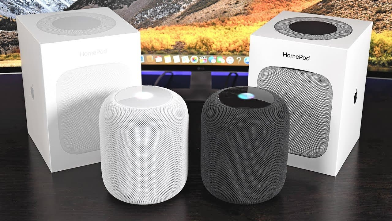 Apple HomePod With Mac