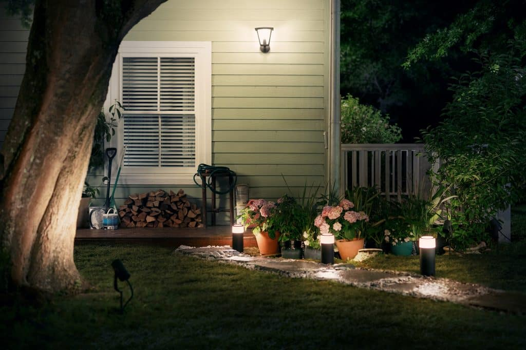 Philips Hue Outdoor Lighting