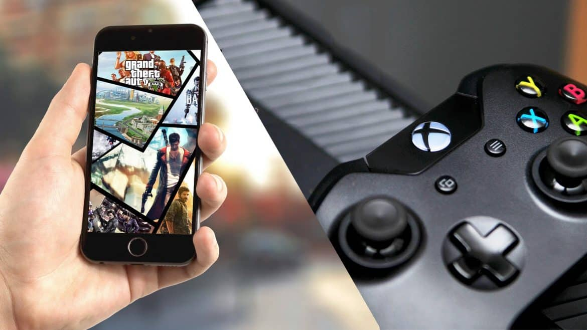 Why Smartphone Gaming Will Eventually Overtake Console In Popularity