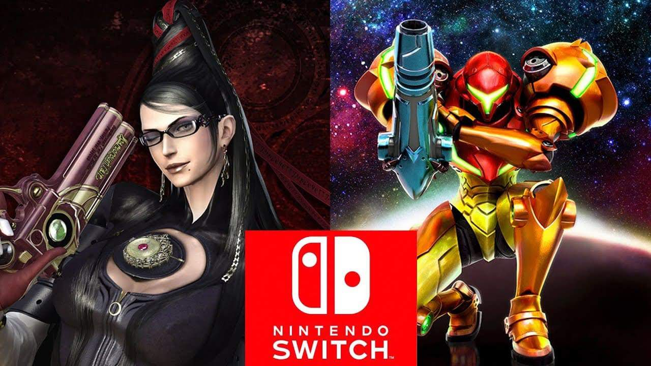 Top Games For Switch
