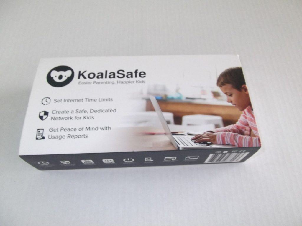 Koala Safe Router