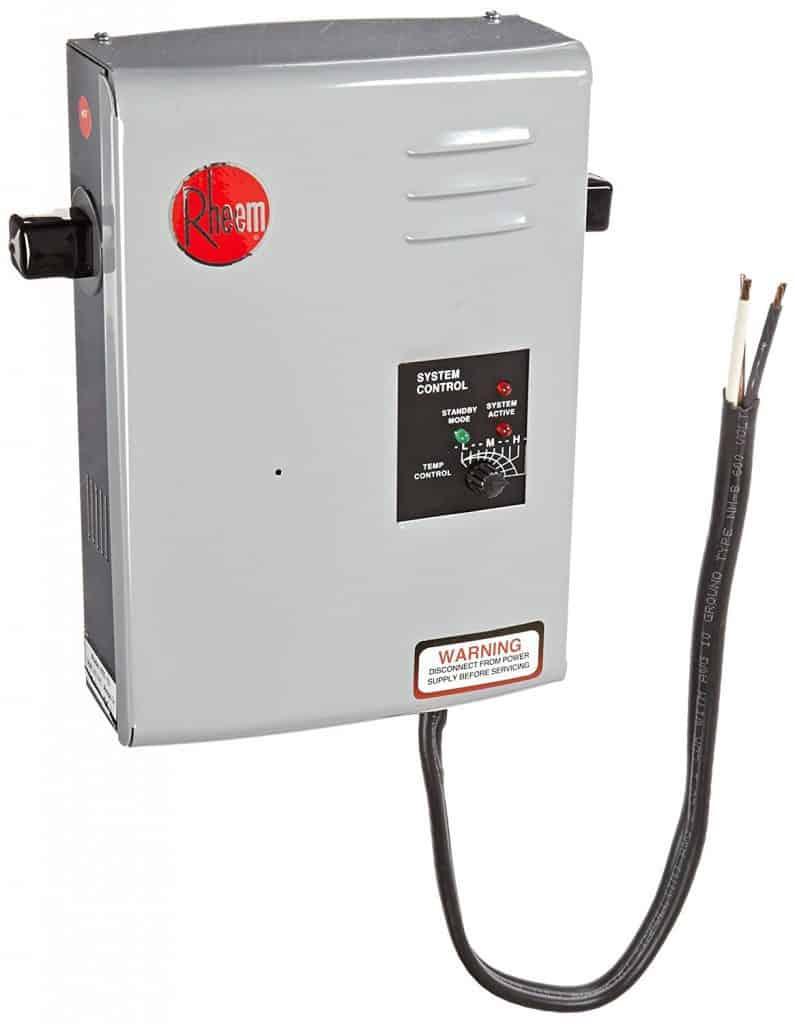Rheem RTE 13 Electric, 4 GPM