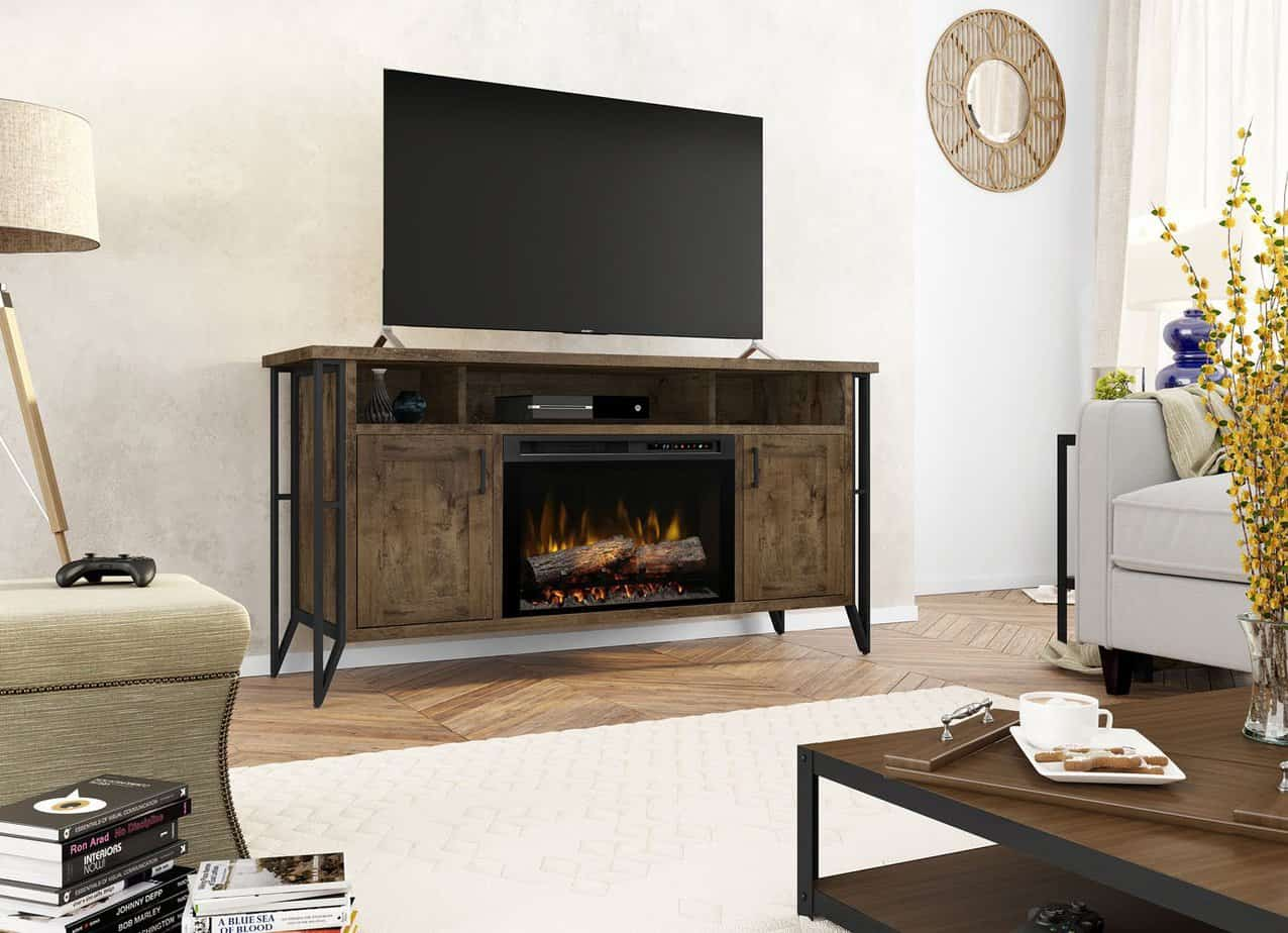 Ultimate Review Of Best Electric Fireplace Tv Stand In 2019