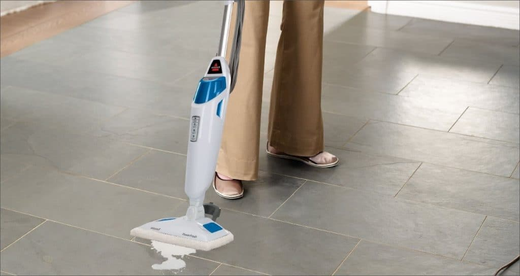 Bissell 1940 PowerFresh Steam Mop, Blue